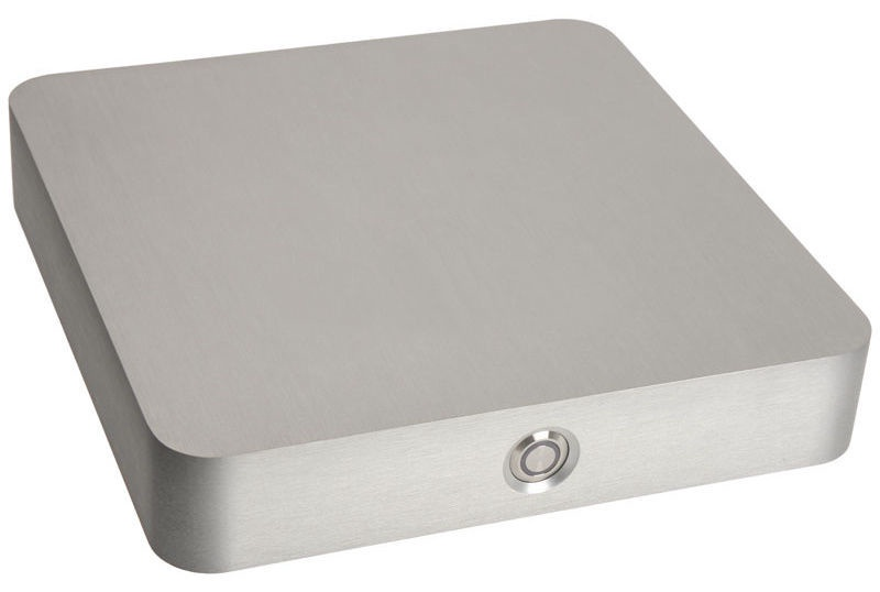 Impactics DMono 1 Case For Gigabyte Switch In Front Silver