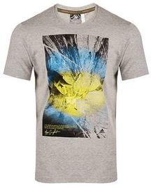 Adidas ED Athletes T-Shirt S87513 Grey S
