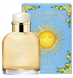 Dolce & Gabbana Light Blue Sun Pour Homme 75ml EDT