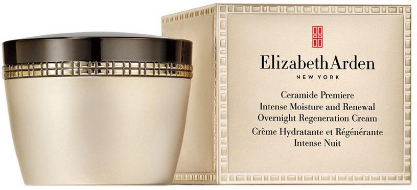 Sejas krēms Elizabeth Arden Ceramide Premiere Overnight Regeneration Cream, 50 ml