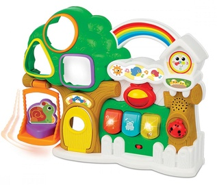 Interaktīva rotaļlieta WinFun Light N Sounds Sorter Treehouse