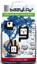 Bazyl Ag+ Wood Pellet Cat Litter 7l