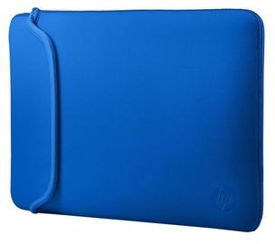 "HP Notebook Reversible Sleeve For 15.6"" Black/Blue"