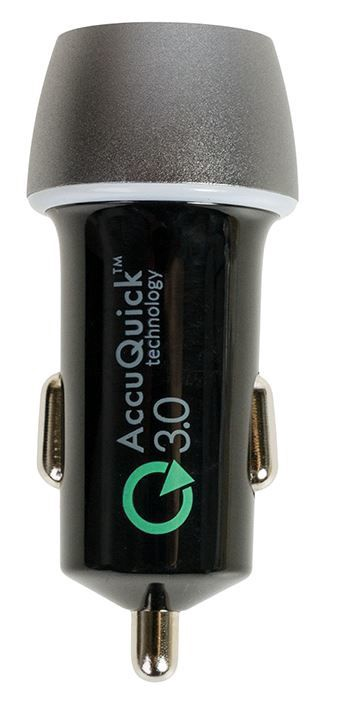 Accura Charger 30W Black