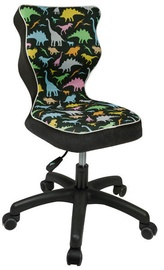 Bērnu krēsls Entelo ST30 Black, 370x350x830 mm
