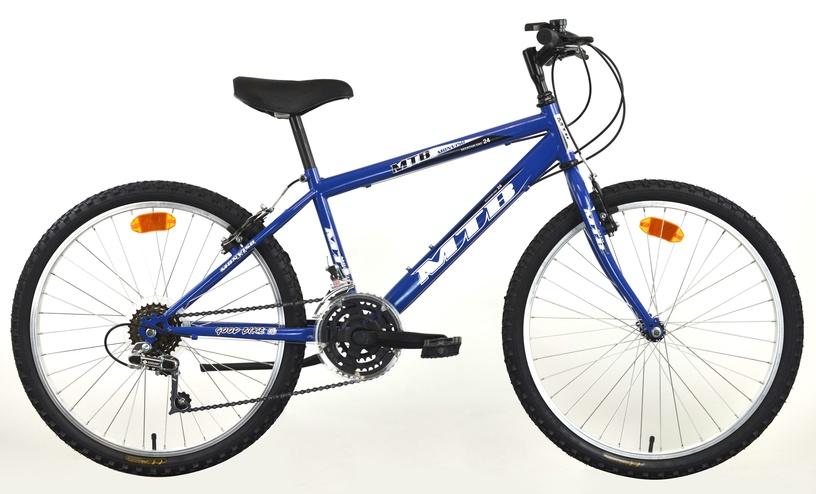 Велосипед Bottari Good Bike 77303, синий, 24″