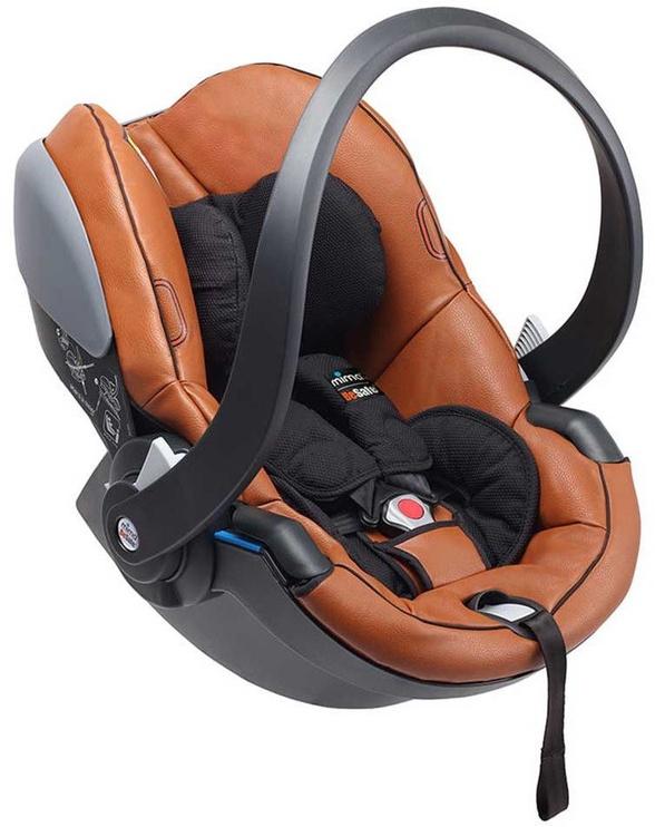 Автомобильное сиденье Mima iZi Go Camel Black/Brown, 0 - 13 кг