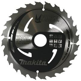 Пильный диск Makita M-FORCE Circular Saw Blade 190x30x2mm 24t