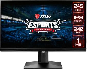 "Monitors MSI Optix MAG251RX, 24.5"", 1 ms"