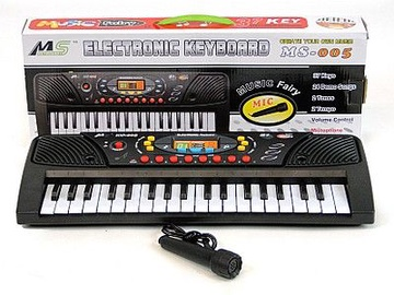 Tommy Toys Keyboard With Microphone MS-005