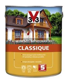 V33 Impregnator Classique Dark Oak 0.75l