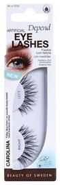 Depend Artificial Eyelashes 1 pair Carolina