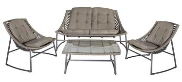 Комплект уличной мебели Home4you Celje Grey