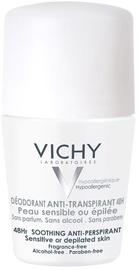 Dezodorants Vichy 48h Soothing Anti-Perspirant Roll On, 50 ml