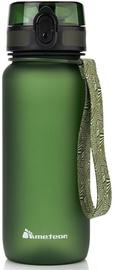 Бутылка для воды Meteor 74602, зеленый, 0.65 л