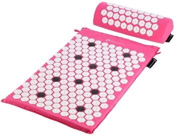HMS AKM01 Acupressure Mat With Pillow Pink