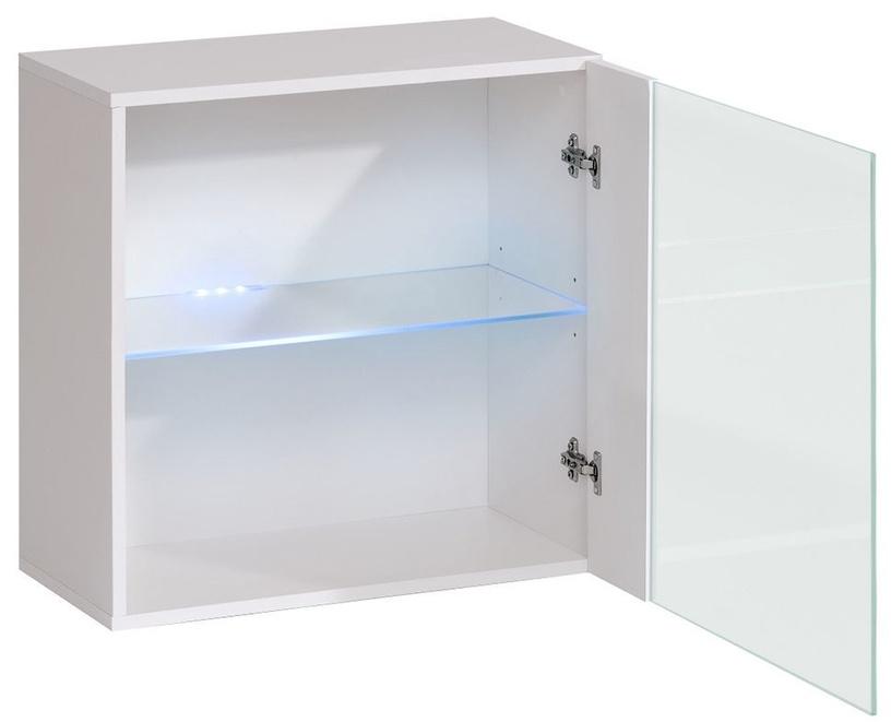 ASM Switch SB III Hanging Cabinet/Shelf Set White/Black