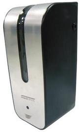 Mediclinics Surface Automic Liquid Soap Dispenser Silver/Black