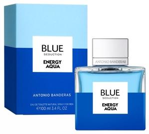 Туалетная вода Antonio Banderas Blue Seduction Energy Aqua 100ml EDT