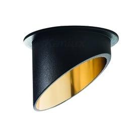 Kanlux Luminaire Spag C B/G 35W Black/Yellow