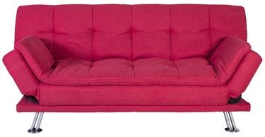 Диван-кровать Home4you Roxy 11687, красный, 189 x 88 x 91 см