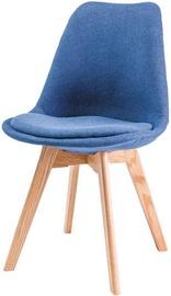 Ēdamistabas krēsls Signal Meble Dior Blue, 1 gab.