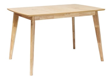 Обеденный стол Signal Meble Brando Oak, 1600x800x750 мм