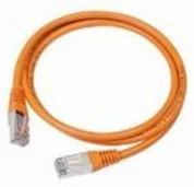 Vads Gembird CAT 5e Patch Cable Orange 0.25m