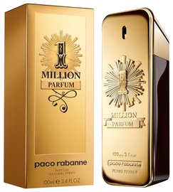 Smaržas Paco Rabanne 1 Million 100ml Parfum