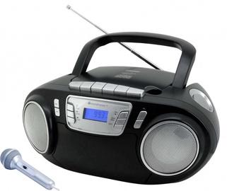 Магнитола Soundmaster SCD5800SW, 3 Вт, черный