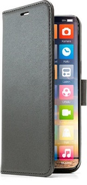 Screenor Smart Wallet Case For OnePlus 6 Black