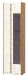 DaVita Adel 65.06 Display Case Bunratti Oak/Vanilla