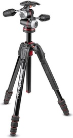 Manfrotto 190go! MS Aluminum Tripod Kit MK190GOA4-3WX