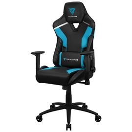 Игровое кресло Thunder X3 TC3 Azure Blue