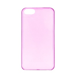 Forcell Ultra Slim 0.3mm Back Case for Nokia 530 Pink