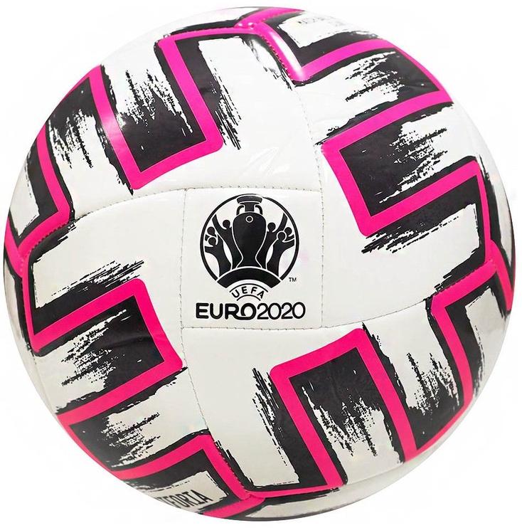 Adidas Uniforia Club Ball White/Black/Pink Size 5