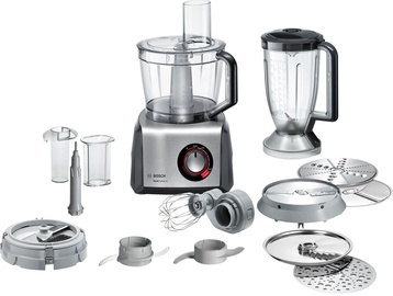 Кухонный комбайн Bosch MC812M865 Silver