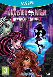 Monster High: New Ghoul In School Wii U
