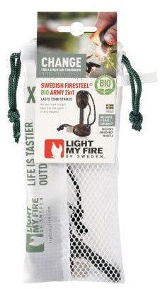 Light My Fire FireSteel BIO Army 2.0 Black