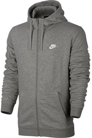 Nike Hoodie NSW FZ FT 804391 063 Gray XL