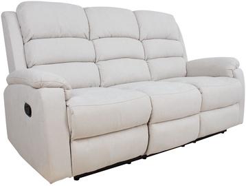 Dīvāns Home4you Manuel 13874, balta, 95 x 185 x 103 cm