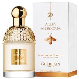 Tualetes ūdens Guerlain Aqua Allegoria Mandarine Basilic 75ml EDT