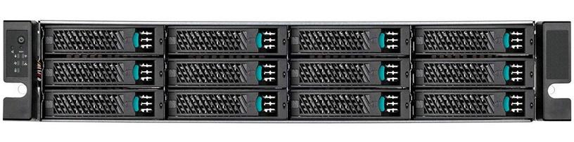 SilverStone Server Case RM212 2U