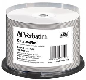 Verbatim 50x 4.7GB DVD-R 16x 43755