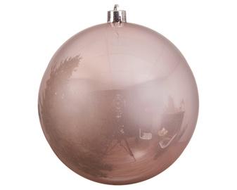 Ziemassvētku eglītes rotaļlieta Decoris 022474, rozā, 200 mm