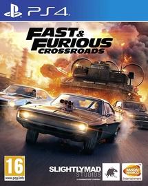 Игра для PlayStation 4 (PS4) Fast & Furious Crossroads PS4
