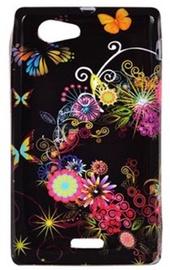 Telone Back Case Design for Sony ST26i Xperia J Design 5