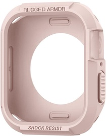 Spigen Rugged Armor Case For Apple Watch 4/5 40mm Rose Gold