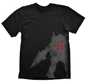 Gaya Entertainment T-Shirt Bioshock Big Daddy Black S