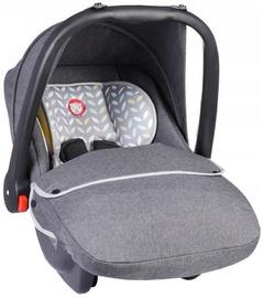Автомобильное сиденье Lionelo Noa Plus Grey Scandi, 0 - 13 кг